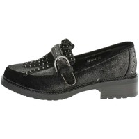 Schoenen Dames Mocassins Luciano Barachini BB164V Charcoal grey