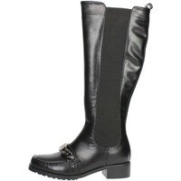 Schoenen Dames Hoge laarzen Braccialini TA39 Black
