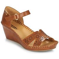 Schoenen Dames Sandalen / Open schoenen Pikolinos MARGARITA 943 Brown
