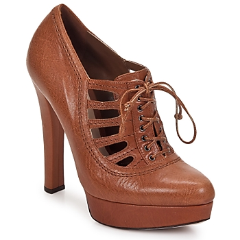 Schoenen Dames Low boots Sebastian AYCU Brown