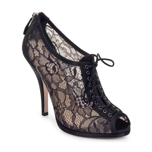 Schoenen Dames Low boots Sebastian GRIPO Zwart