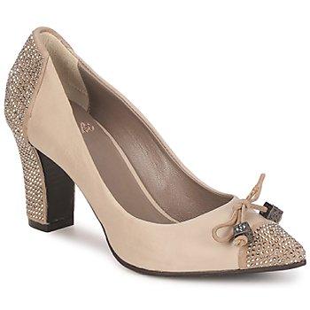 Schoenen Dames pumps Fabi PASQUA Beige