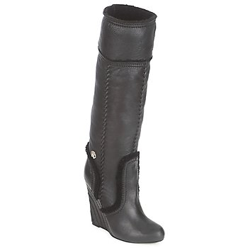 Schoenen Dames Hoge laarzen Roberto Cavalli QDS598-PJ007 Zwart
