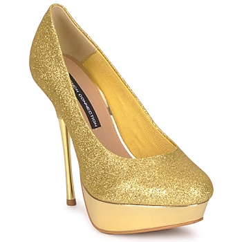 Schoenen Dames pumps French Connection JEZABEL Gold