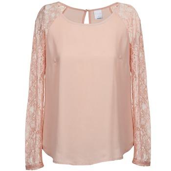 Textiel Dames Tops / Blousjes Vero Moda REAL Roze