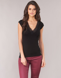 Textiel Dames Tops / Blousjes Morgan DTAG Zwart