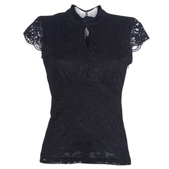 Textiel Dames Tops / Blousjes Morgan DNEMA Zwart