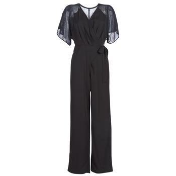 Textiel Dames Jumpsuites / Tuinbroeken Smash BLAKELY Zwart