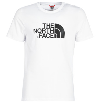 Textiel Heren T-shirts korte mouwen The North Face MEN'S S/S EASY TEE Wit