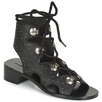 Schoenen Dames Sandalen / Open schoenen See by Chloé SB32062A Zwart