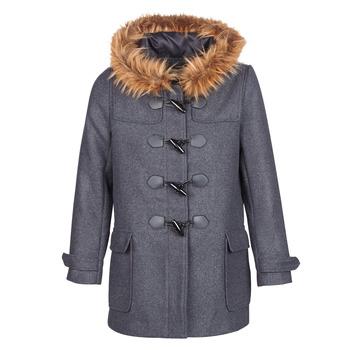 Textiel Dames Mantel jassen Casual Attitude HAIELL Grijs