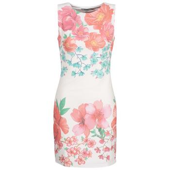 Textiel Dames Korte jurken Desigual YAQUEL Wit