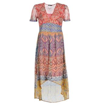 Textiel Dames Lange jurken Desigual NANA Multicolour