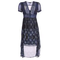 Textiel Dames Lange jurken Desigual MINALI Marine