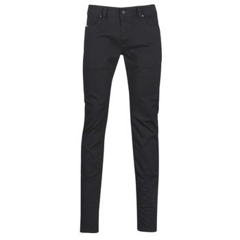 Textiel Heren Skinny Jeans Diesel SLEENKER Zwart / 069ei