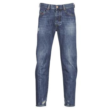 Textiel Heren Skinny jeans Diesel MHARKY Blauw / 080ag