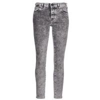 Textiel Dames Skinny jeans Diesel BABHILA Grijs / 069fk