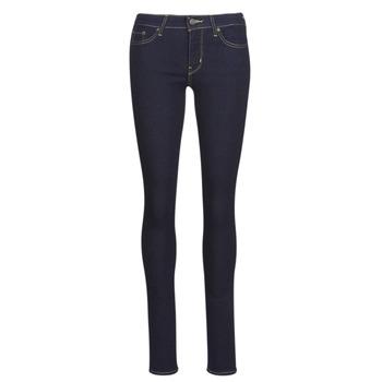 Textiel Dames Skinny Jeans Levi's 711 SKINNY  to / Thee / Negen