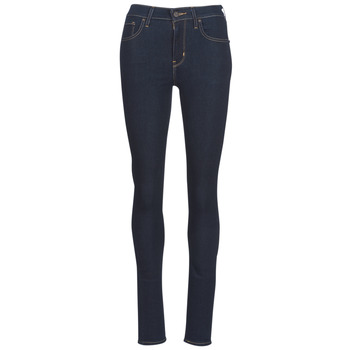 Textiel Dames Skinny Jeans Levi's 721 HIGH RISE SKINNY  to / Thee / Negen