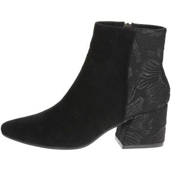 Schoenen Dames Low boots Pregunta PCF03 001 Black