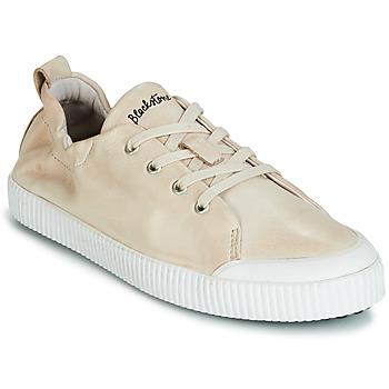 Schoenen Dames Lage sneakers Blackstone RL78 Beige
