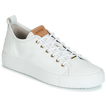 Schoenen Dames Lage sneakers Blackstone PL97 Wit