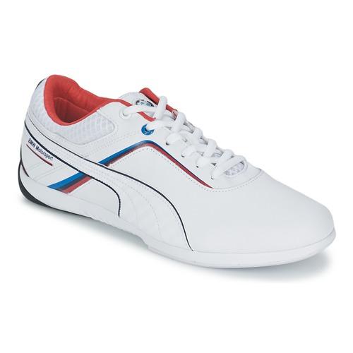 Schoenen Heren Lage sneakers Puma BMW MS IGNIS NM Wit