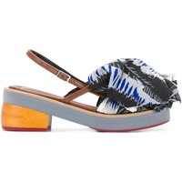 Schoenen Dames Sandalen / Open schoenen Marni SAMSY09G06TCW04 multicolore