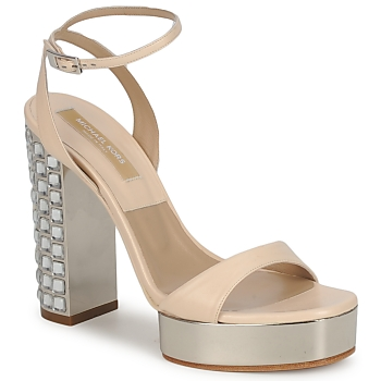 Schoenen Dames Sandalen / Open schoenen Michael Kors 17181 Roze