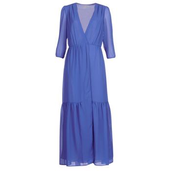 Textiel Dames Lange jurken See U Soon GARAGADE Blauw