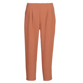 Textiel Dames Losse broeken / Harembroeken See U Soon GARAGACI Ocre