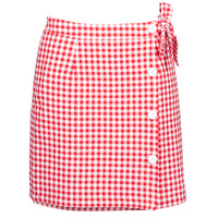 Textiel Dames Rokken Betty London KRAKAV Rood / Wit