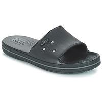 Schoenen Slippers Crocs CROCBAND III SLIDE Zwart