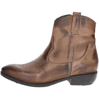 Schoenen Dames Enkellaarzen Tfa STELLA90 Brown