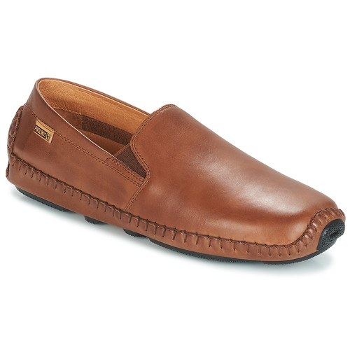 Schoenen Heren Mocassins Pikolinos JEREZ 09Z Brown