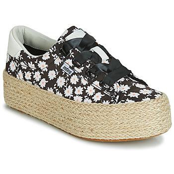 Schoenen Dames Lage sneakers MTNG WANDA Wit / Zwart