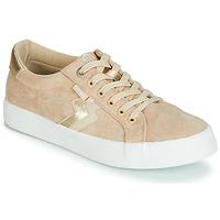 Schoenen Dames Lage sneakers MTNG ROLLING Beige