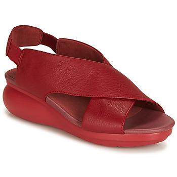 Schoenen Dames Sandalen / Open schoenen Camper BALLOON Rood