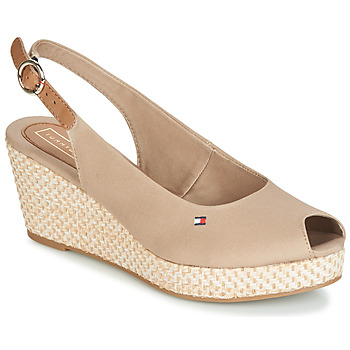 Schoenen Dames Sandalen / Open schoenen Tommy Hilfiger ELBA 39D2 Beige