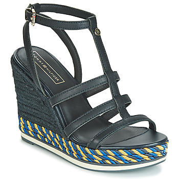 Schoenen Dames Sandalen / Open schoenen Tommy Hilfiger VANCOUVER 7A Marine