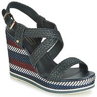 Schoenen Dames Sandalen / Open schoenen Tommy Hilfiger VANCOUVER 9Y Marine