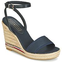 Schoenen Dames Sandalen / Open schoenen Tommy Hilfiger ELENA 78C1 Marine