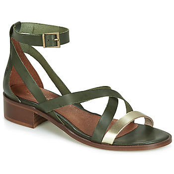 Schoenen Dames Sandalen / Open schoenen Casual Attitude JALAYECE Groen