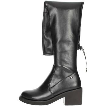 Schoenen Dames Lieslaarzen Braccialini TA116 Black