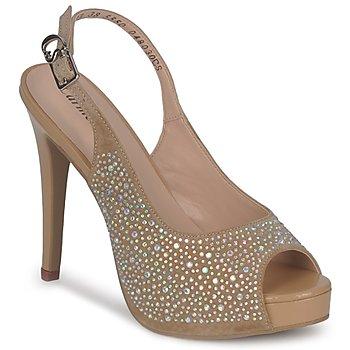 Schoenen Dames Sandalen / Open schoenen Carmen Steffens NIMEA Brown