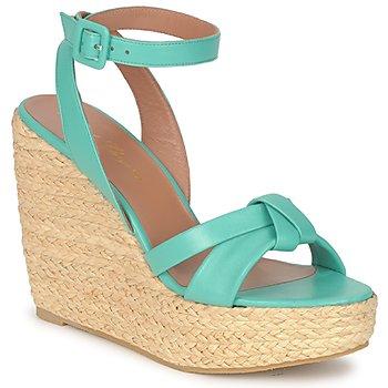 Schoenen Dames Sandalen / Open schoenen Robert Clergerie DEBA Pacific / Naturel