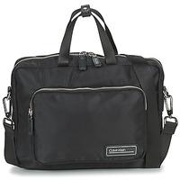 Tassen Heren Aktentassen / Zakentassen Calvin Klein Jeans PRIMARY 1 GUSSET LAPTOP BAG Zwart