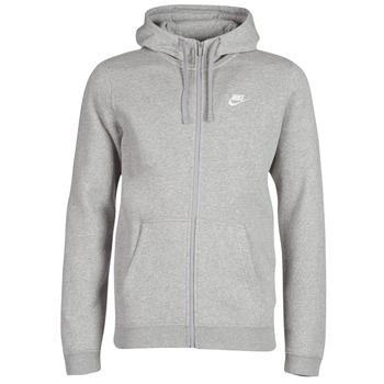 Textiel Heren Sweaters / Sweatshirts Nike MEN'S NIKE SPORTSWEAR HOODIE Grijs