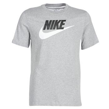 Textiel Heren T-shirts korte mouwen Nike NIKE SPORTSWEAR Grijs