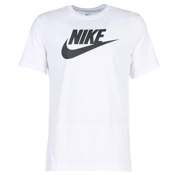 Textiel Heren T-shirts korte mouwen Nike NIKE SPORTSWEAR Wit